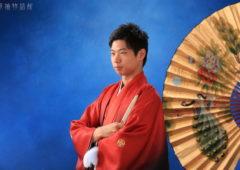 振袖物語館松戸店の成人男性レンタルプランです。